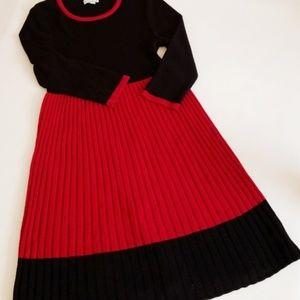 Kim Rogers stretchy dress